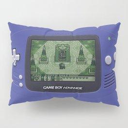 Classic Gameboy Zelda Link Pillow Sham