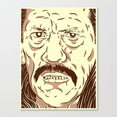 Don't fuck with the wrong mexican Canvas Print