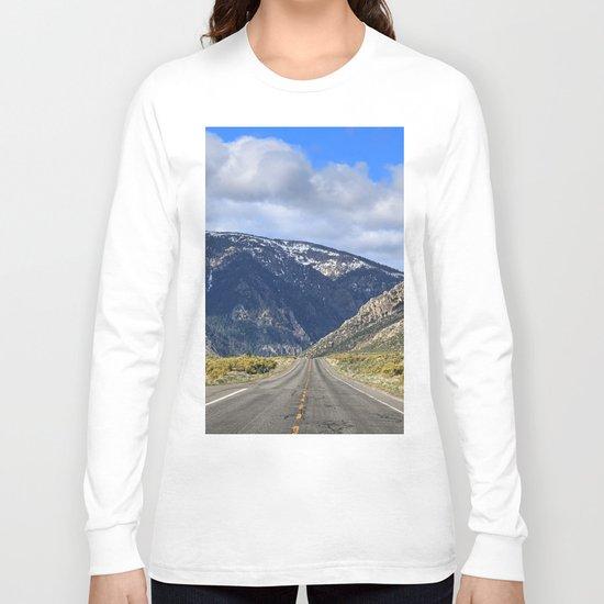 Hills Ahead Long Sleeve T-shirt