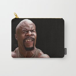 Caricature of Terry Crews Carry-All Pouch