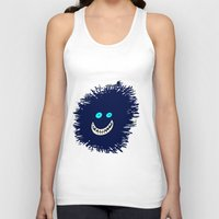 monster Tank Tops featuring Monster by Take F1ve