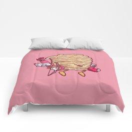 Cupid Cakes Comforters