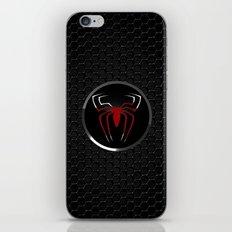 Spider Logo iPhone & iPod Skin