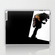 RUN ZOMBIE RUN! Laptop & iPad Skin