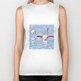 Time To Spread Your Wings Biker Tank