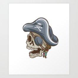 Co Arr Is Human Co Arr Is Pirate Funny Bow Arrow Sport Hunter Art Print