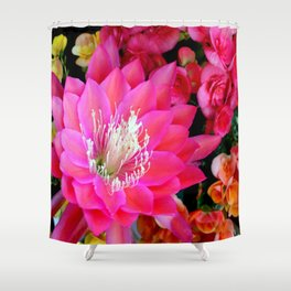 A Sensational Sunrise Shower Curtain