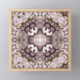 Flowers Framed Mini Art Print