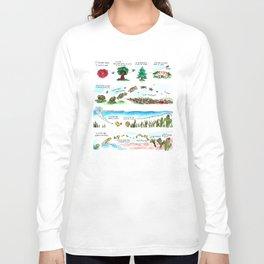Tree Hugger Kimya Dawson Long Sleeve T-shirt