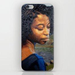 """Breathe"" iPhone Skin"