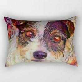 Terrier Cutie Rectangular Pillow