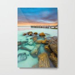 Summer Perfection Metal Print