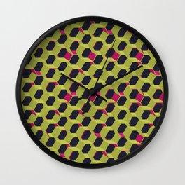 3D GEO Deco X 3 Wall Clock