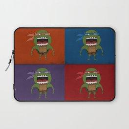 Screaming Turtles Laptop Sleeve