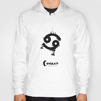 cancer Hoodies featuring Cancer by Make-Ready