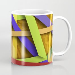Abstract #356 Coffee Mug