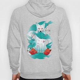 Frozen Kitsune Hoody