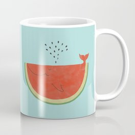 Don't let the seed stop you from enjoying the watermelon Coffee Mug