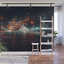 Levitation and Rain by GEN Z Wall Mural