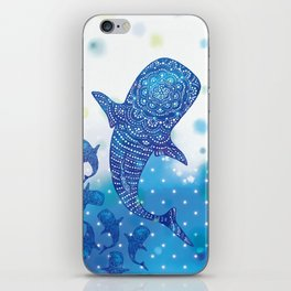 Marokintana - Whale Shark I iPhone Skin