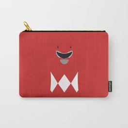 Red Ranger, Power Ranger, Hero Carry-All Pouch