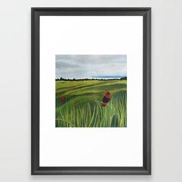 Ciforo Road Framed Art Print