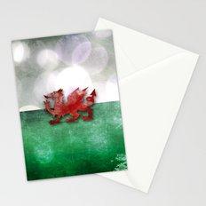 Wales - Cymru Stationery Cards