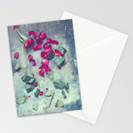Broken Dreams II Stationery Cards