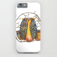 Owl family Slim Case iPhone 6s