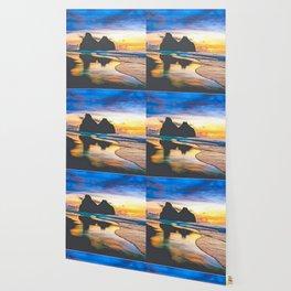 sunset at dois irmaos Wallpaper