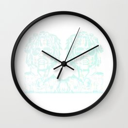 Cooler Than A Cooler (Chief Keef #2) Wall Clock
