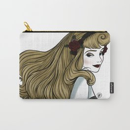 Briar Rose from Sleeping Beauty - flower collection Carry-All Pouch