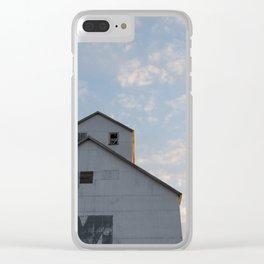 Sturgeon Bay Granary Clear iPhone Case