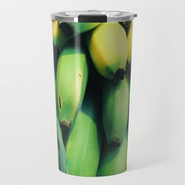 green banan ringneck Travel Mug