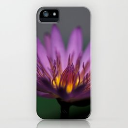 Lotos Water lily iPhone Case