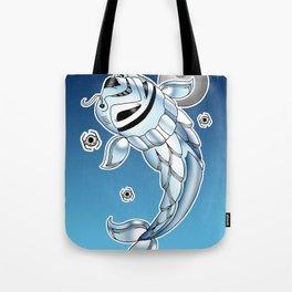 Stormtrooper koi Tote Bag