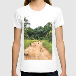 Jungle Gangsters T-shirt