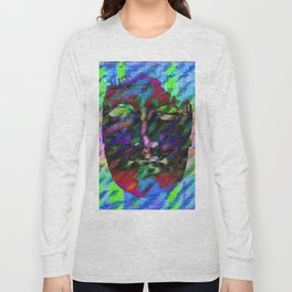 Perpendicular Mirrors Long Sleeve T-shirt