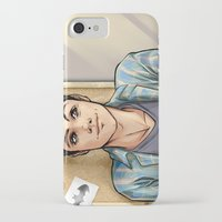 daunt iPhone & iPod Cases featuring Snark Nerdy To Me by Daunt