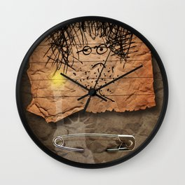 Are You Safe? Wall Clock