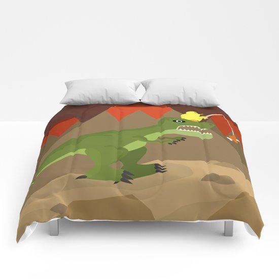 dinosaur Comforters