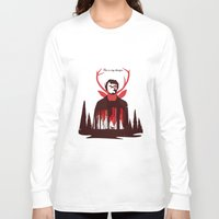 hannibal Long Sleeve T-shirts featuring Hannibal by Risa Rodil