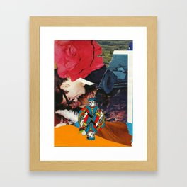Royally Dope Framed Art Print