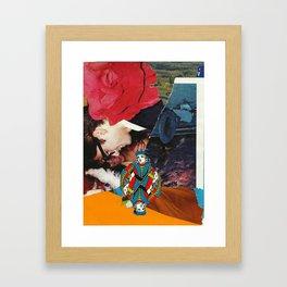 Royally Dope Framed Art Print