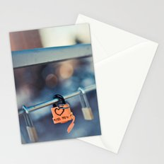 Miss You Stationery Cards