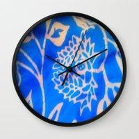 bali Wall Clocks featuring Bali by Mirabella Market
