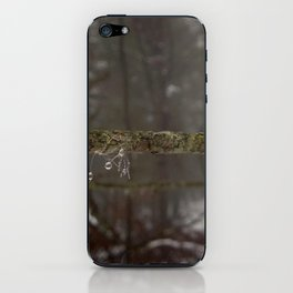 Forest tears iPhone Skin