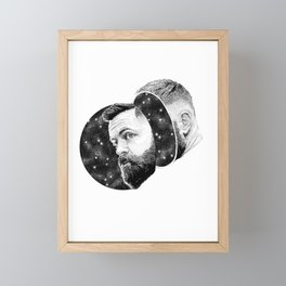Amos - The Expanse Framed Mini Art Print