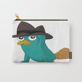 Baby Perry the Platypus Carry-All Pouch
