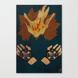 Tsuna Canvas Print